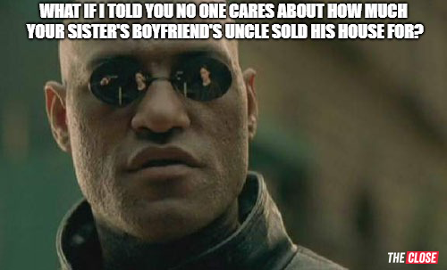 Take The Red Pill-77 Brand New Real Estate Memes for 2018