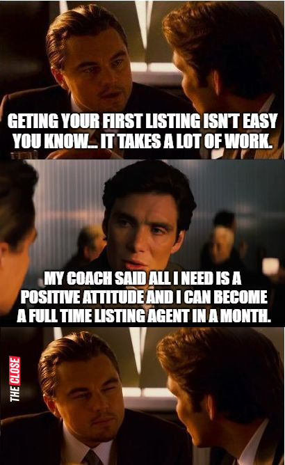 My Coach-77 Brand New Real Estate Memes for 2018