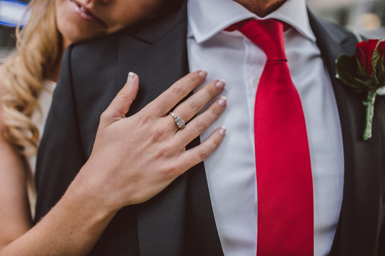 "Red-""Power-Ties- 27 Things Male Realtors Should Never, Ever, Wear to Work"