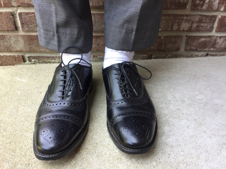 White-tube-socks-27 Things Male Realtors Should Never, Ever, Wear to Work