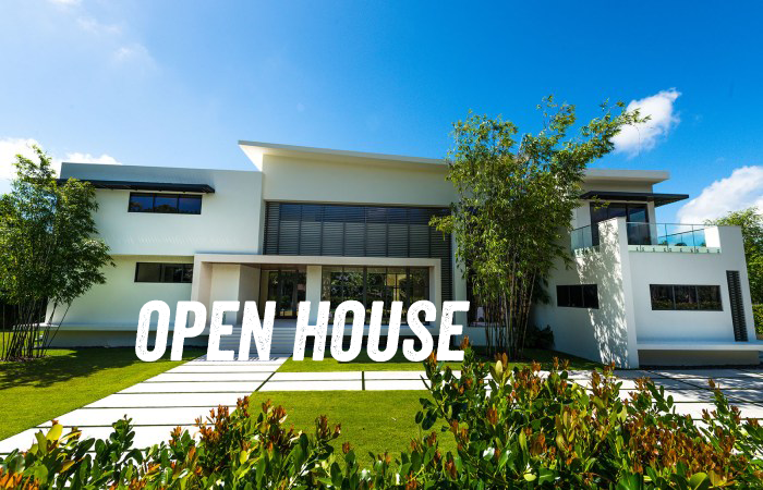 Real estate open house ideas