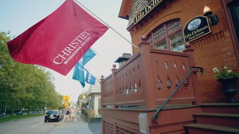 Christie's International Real Estate flag
