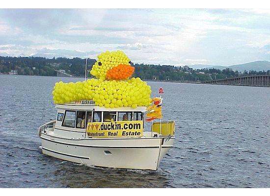 Duckin Boat Ads
