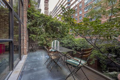 Chelsea patio