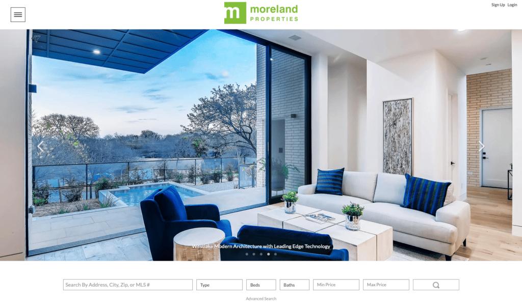 Propertybase Real Estate Agent Website