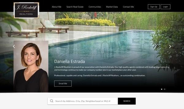 Propertybase agent website