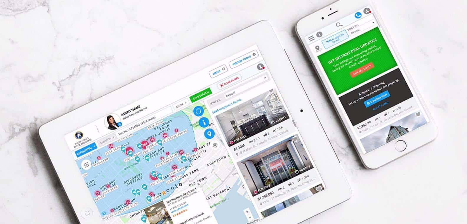 Incom best real estate lead generation website