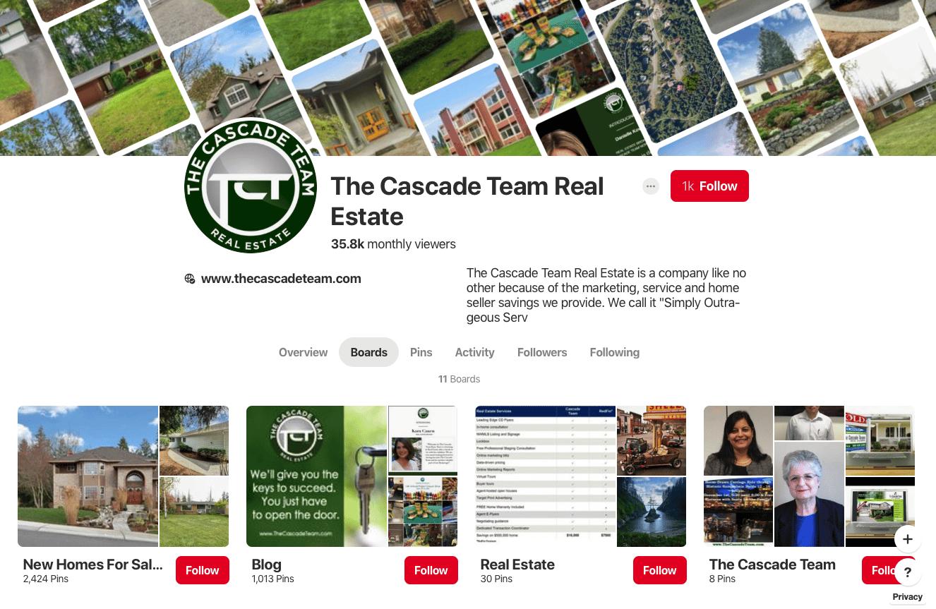 Ben Heaverley - pinterest real estate - tips from the pros