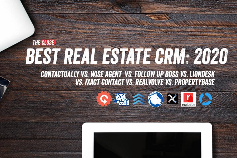 best real estate crm