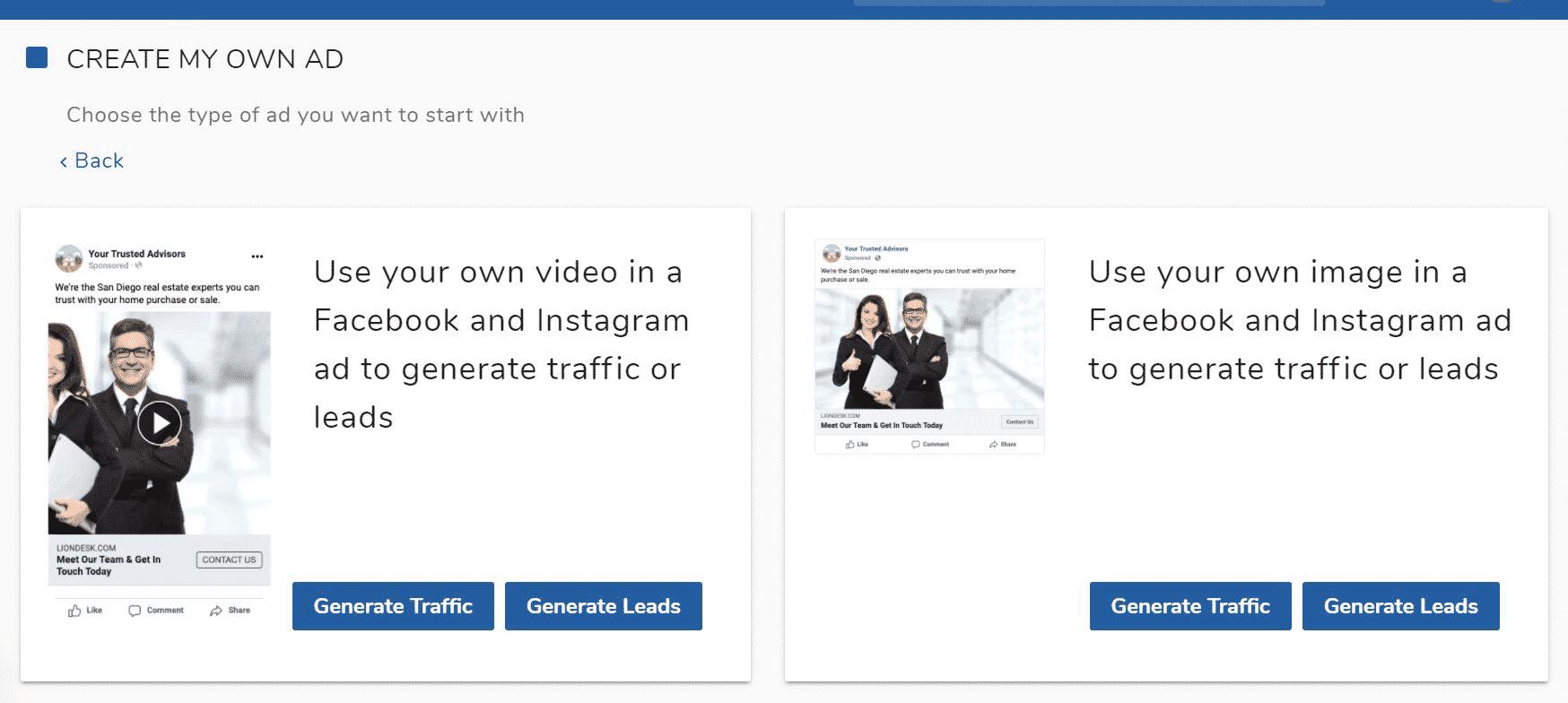 Facebook Ad Portal