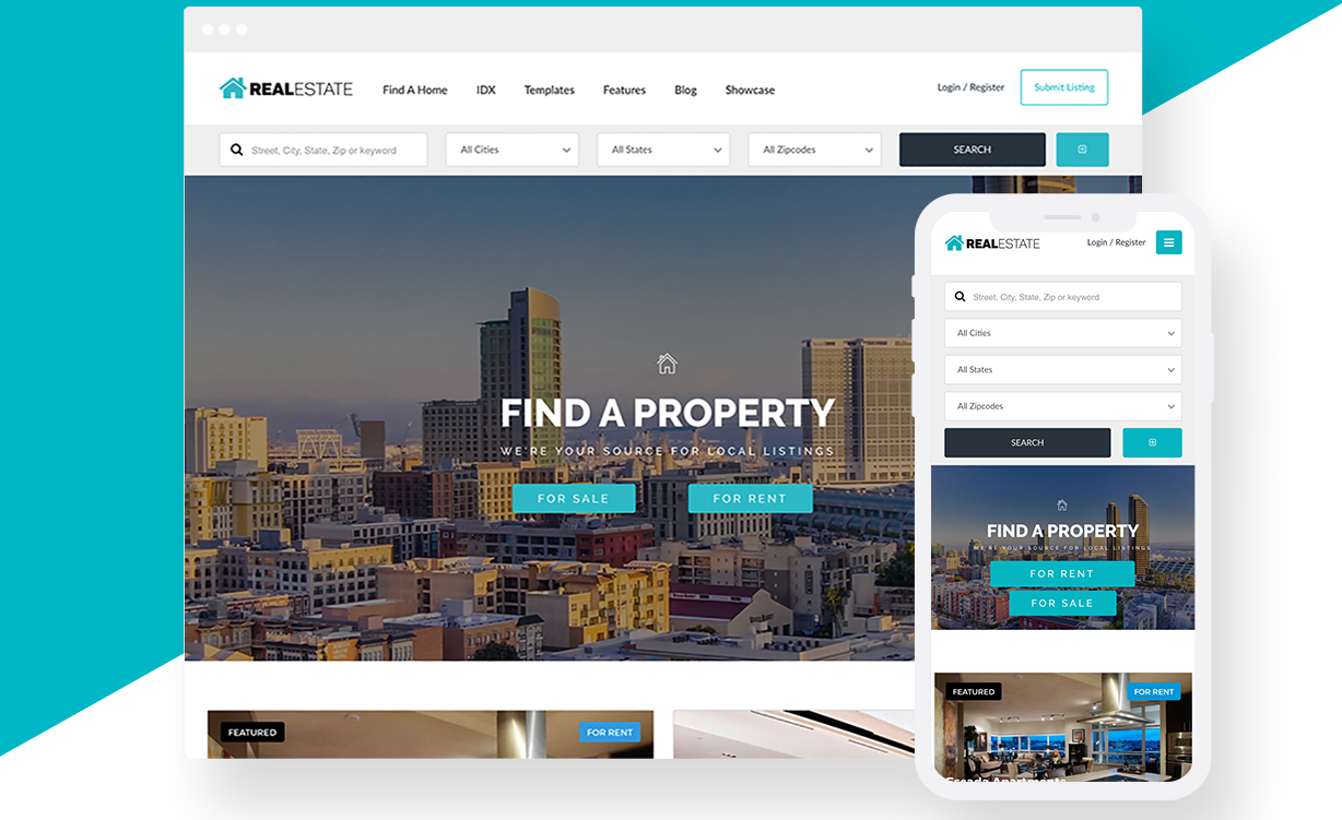How to Build an IDX Real Estate Website