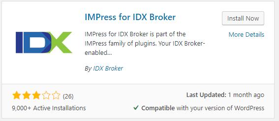 IDX plugin - How to Build an IDX Real Estate Website