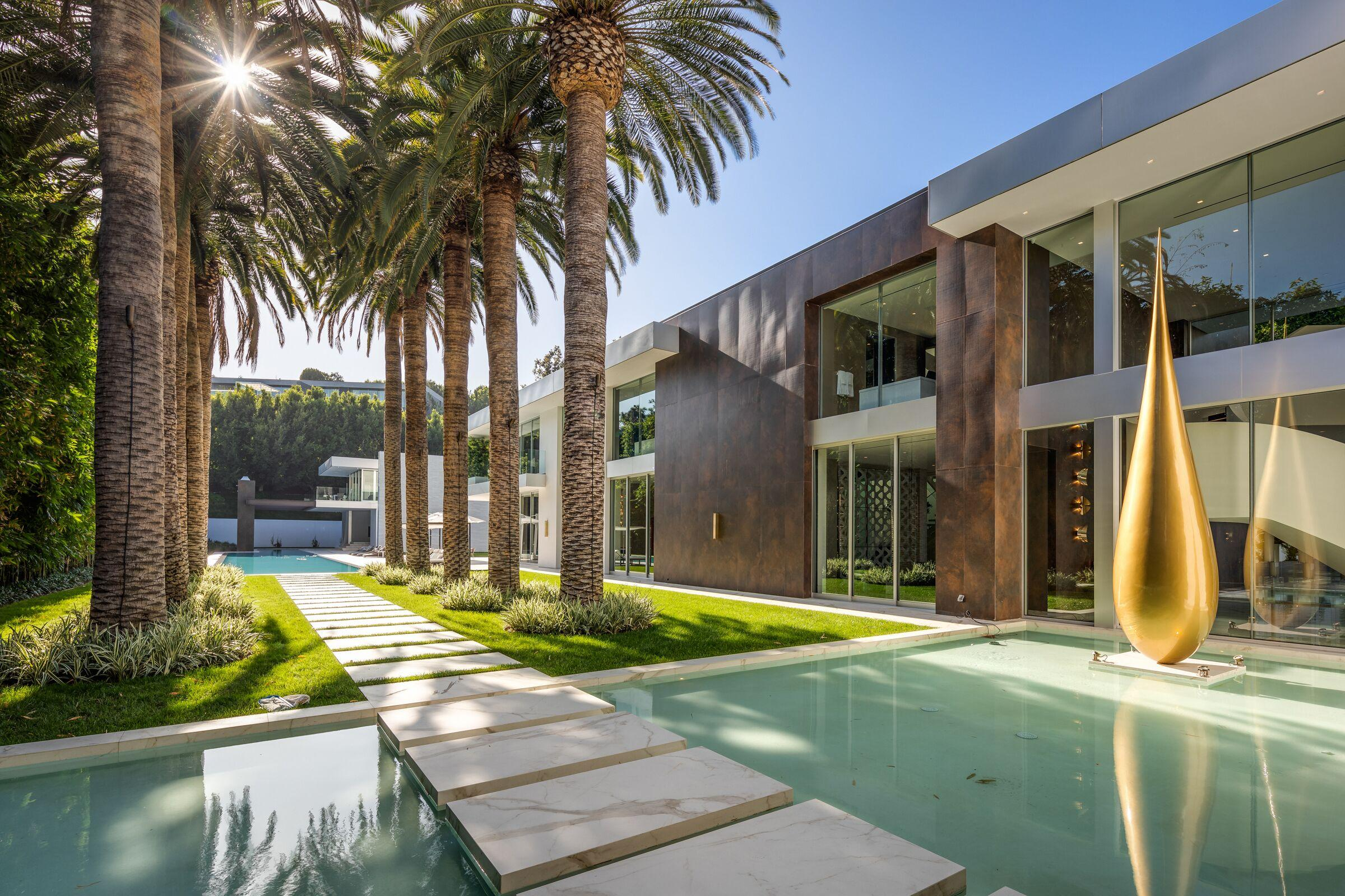 Nile Niami's Bel Air Dream House