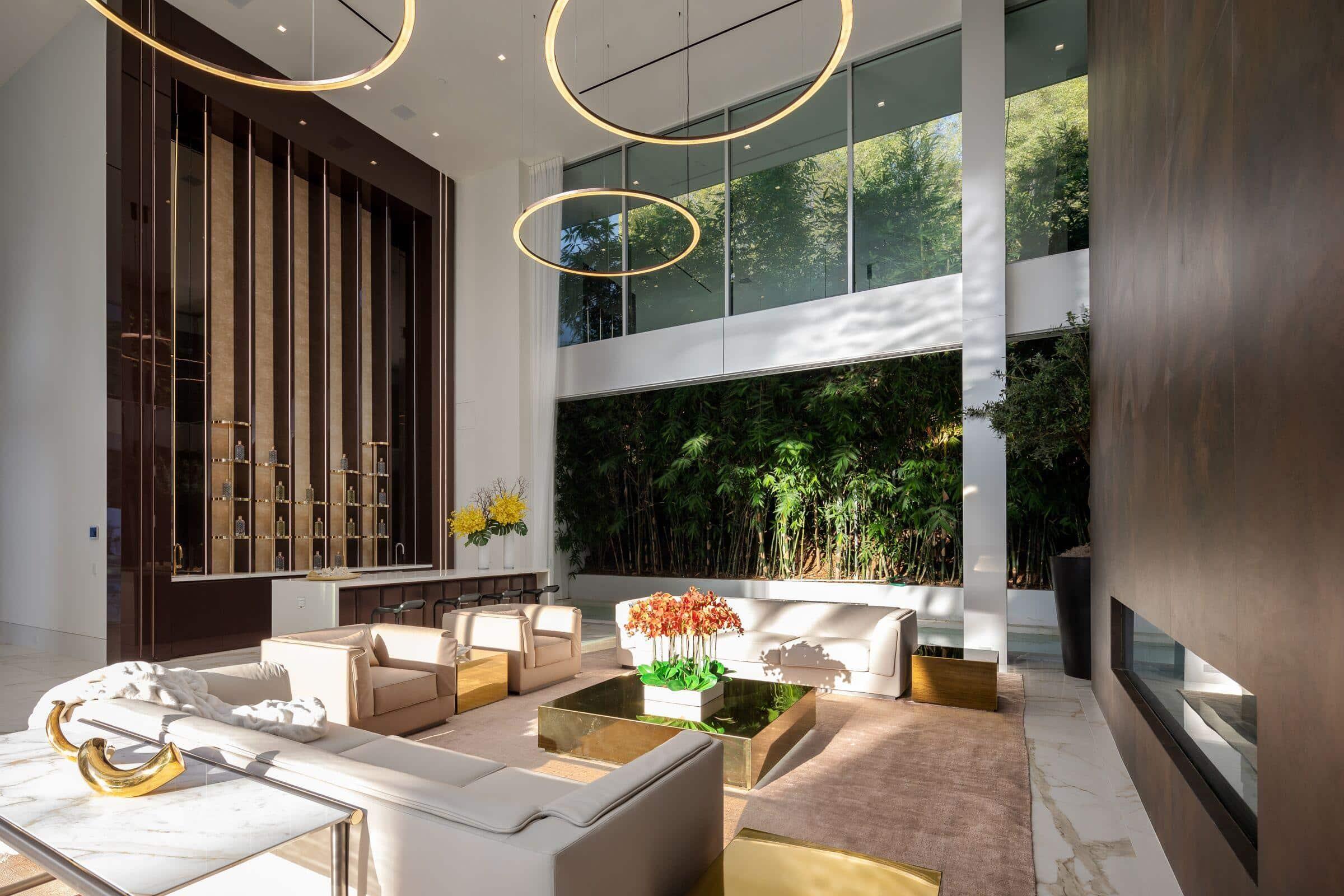 Nile Niami's Bel Air Dream House