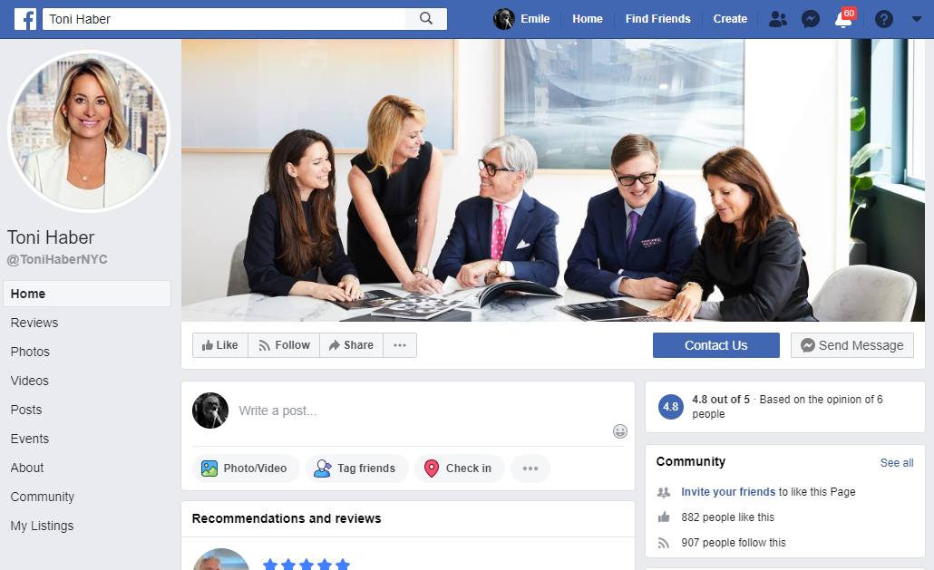 How To Set Up A Real Estate Agent Facebook Page To Get More Leads