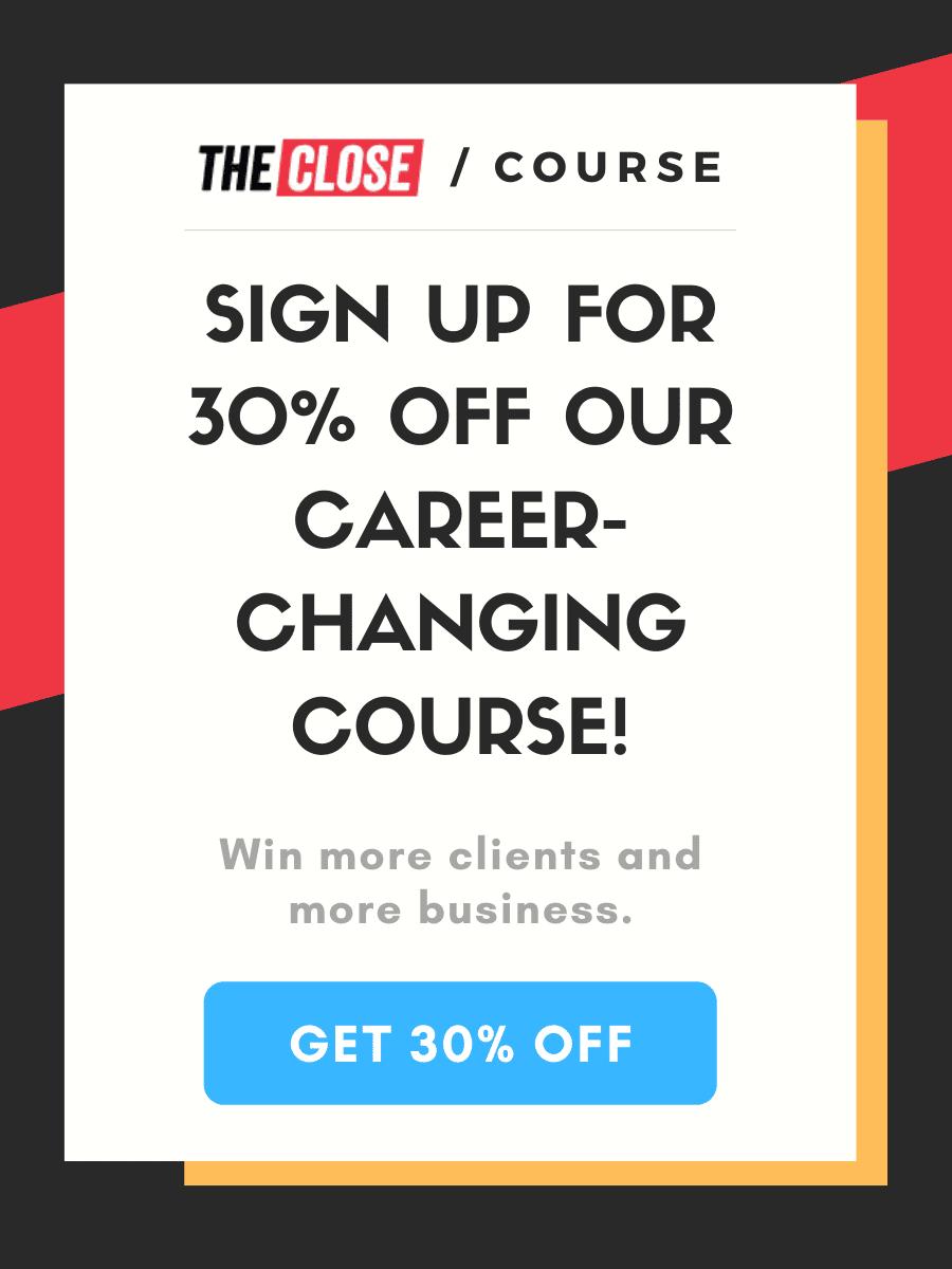 Course Sidebar Promo