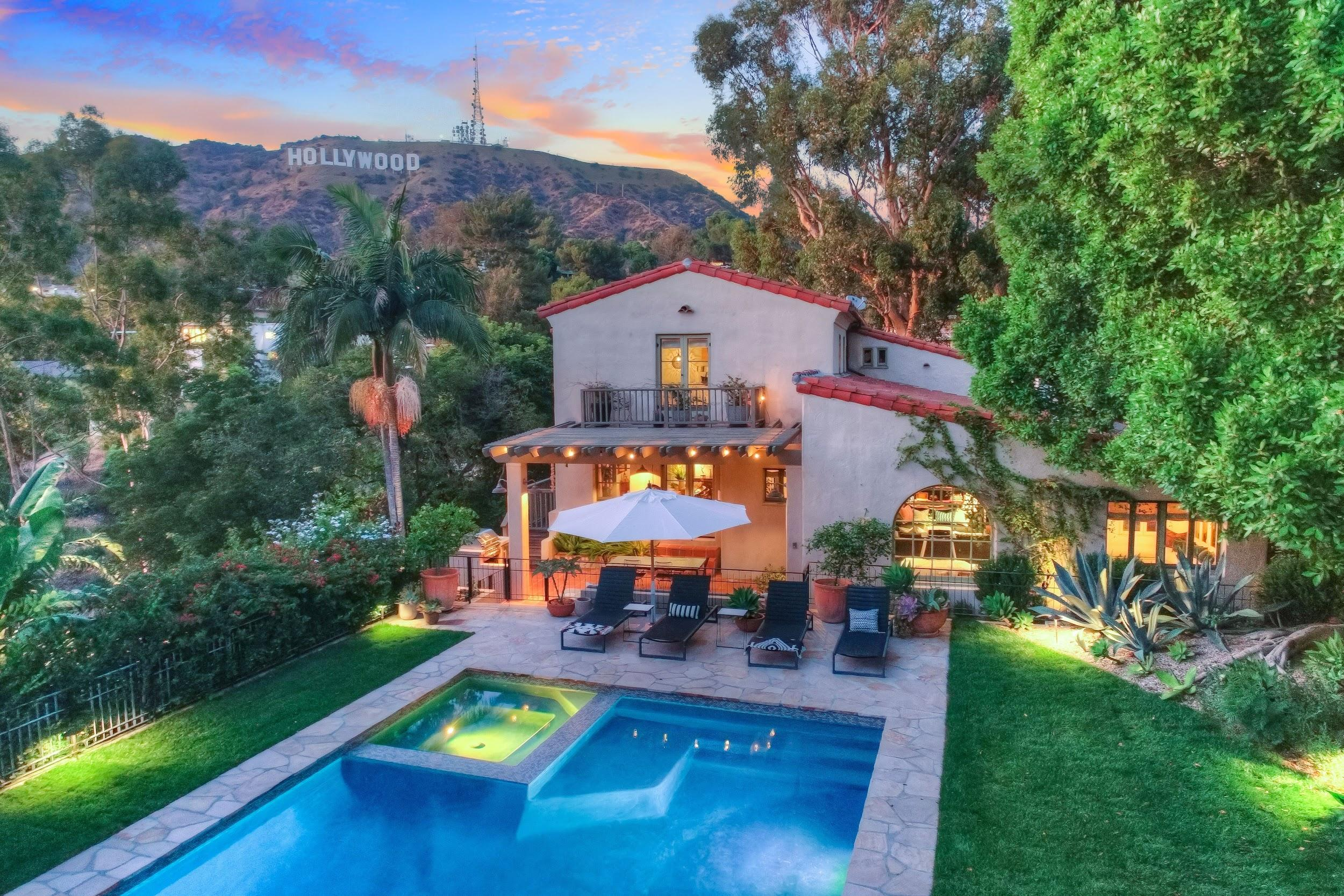 3 Impossibly Cool Spanish Colonial Revival Houses In LA & Beyond