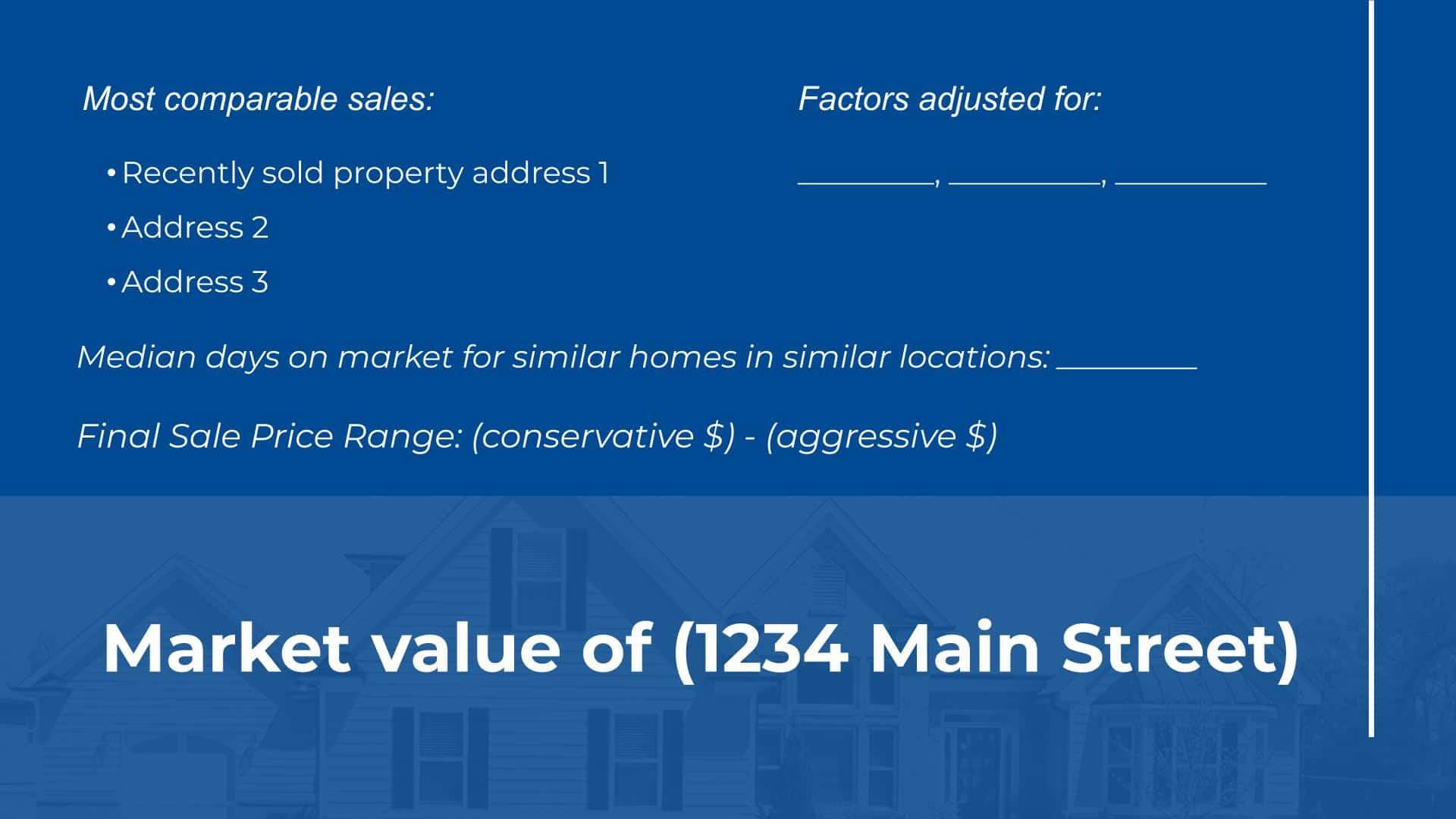 Master Your Real Estate Listing Presentation
