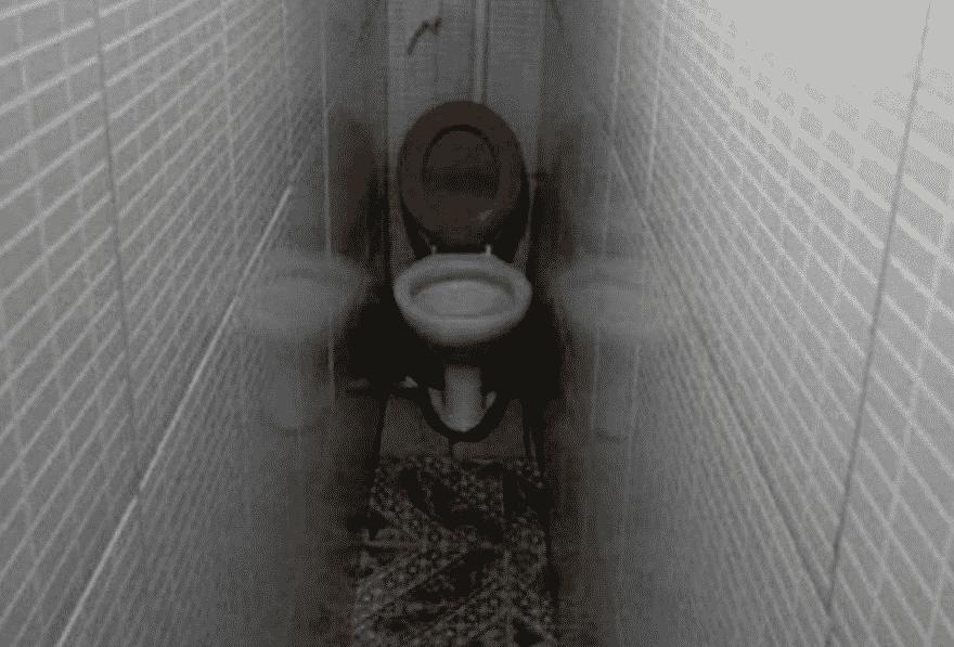 Hallway Toilet