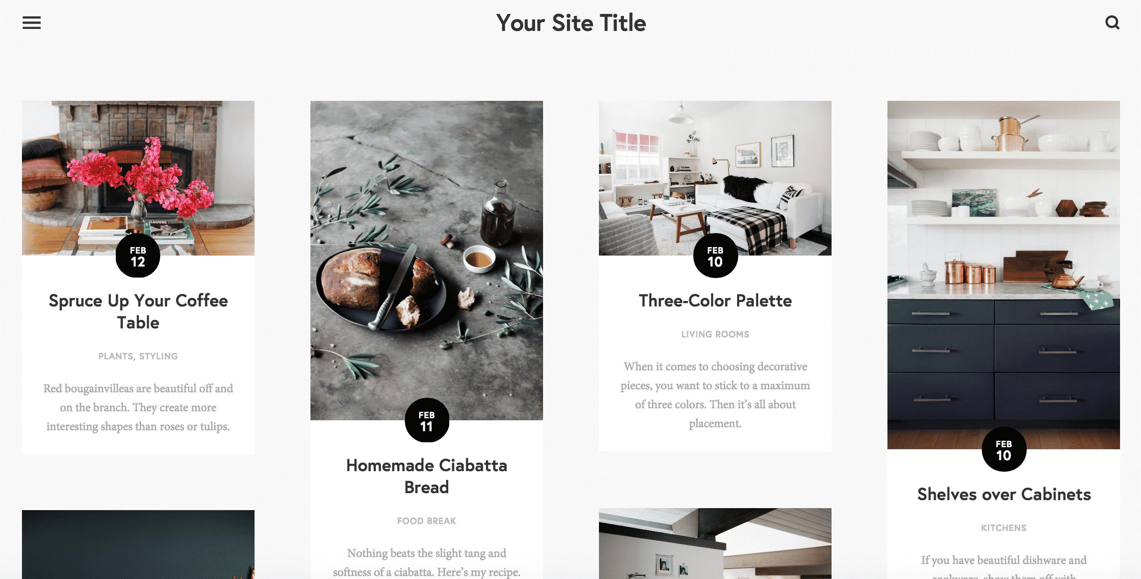Squarespace as a Blogging Platform