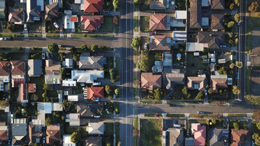 real estate farming neighborhood