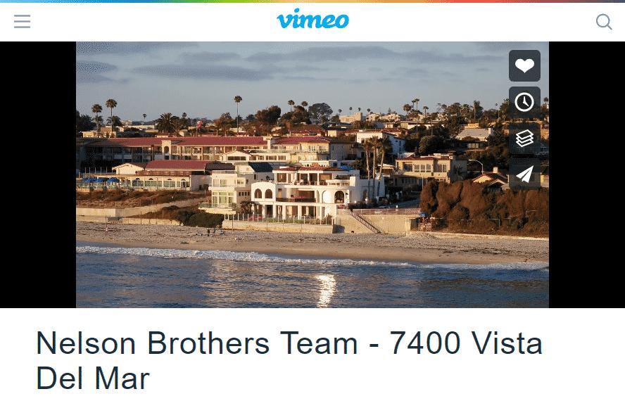 Vimeo - Drone Listing Videos