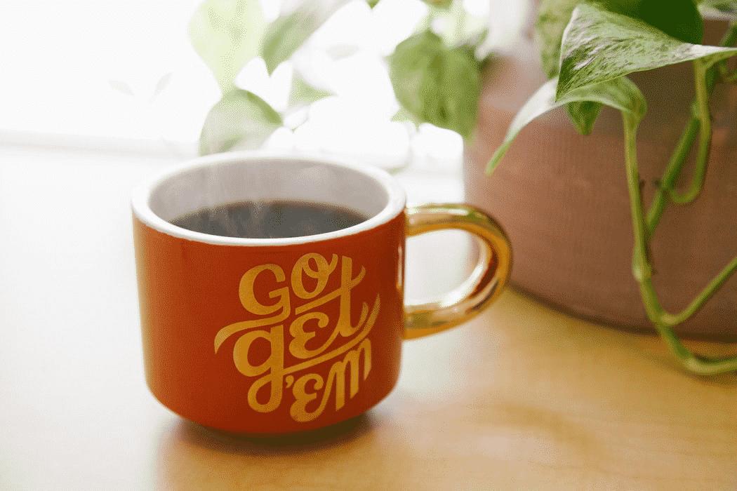 Go Get 'EM cup