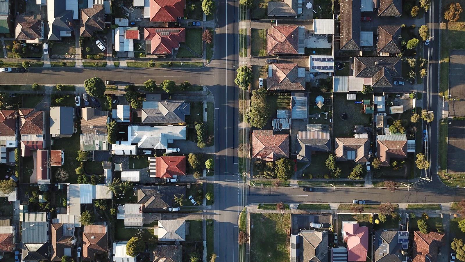 Housing neighborhood
