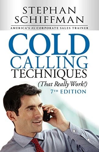 Stephan Schiffman - Cold Calling Techniques