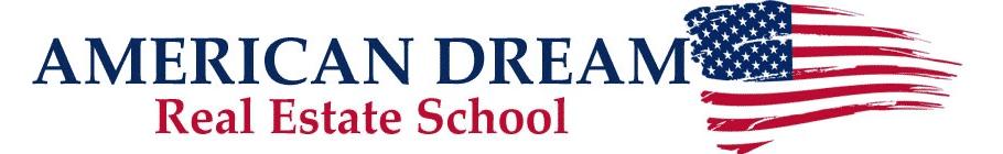 American Dream Real Estate School logo
