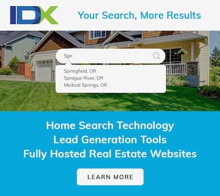 IDX Broker banner