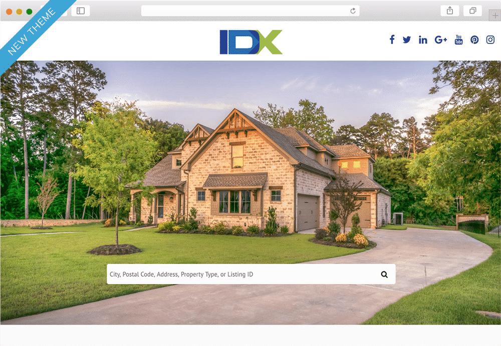 IDX Broker Templates