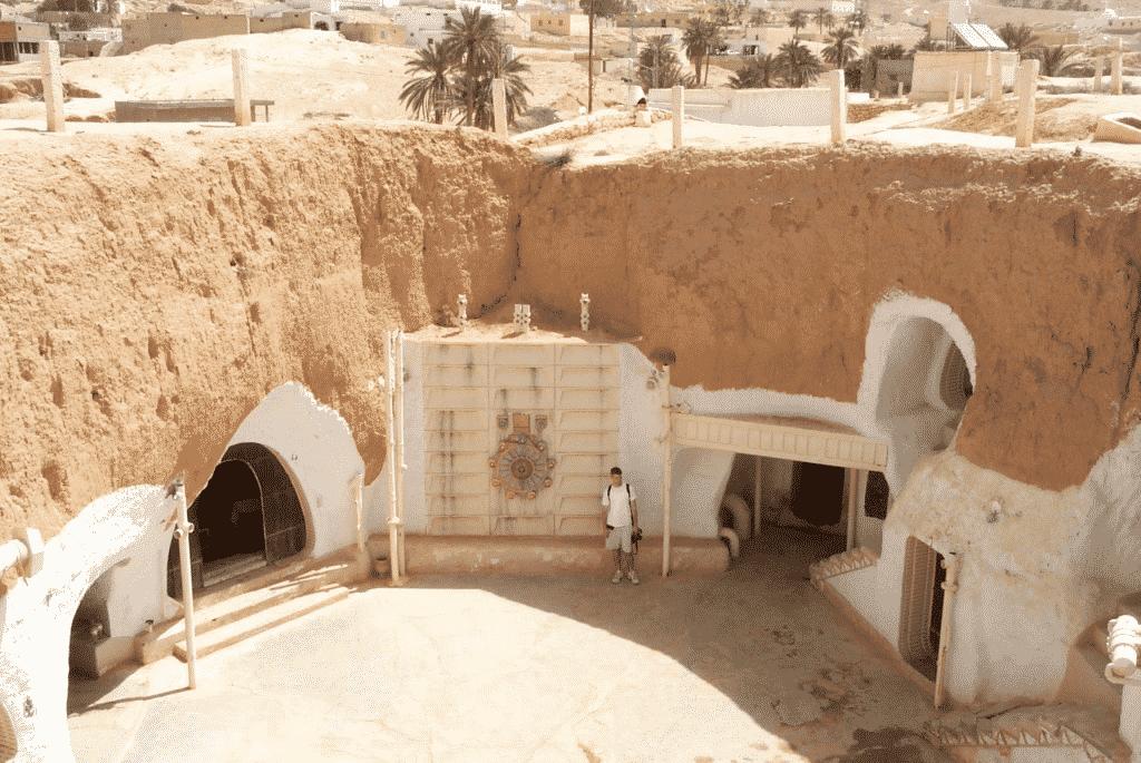 Luke Skywalker's Boyhood Home