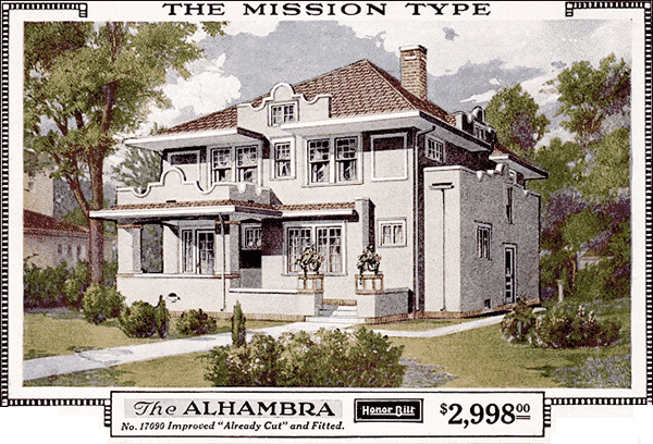 Mail-Order House From Sears