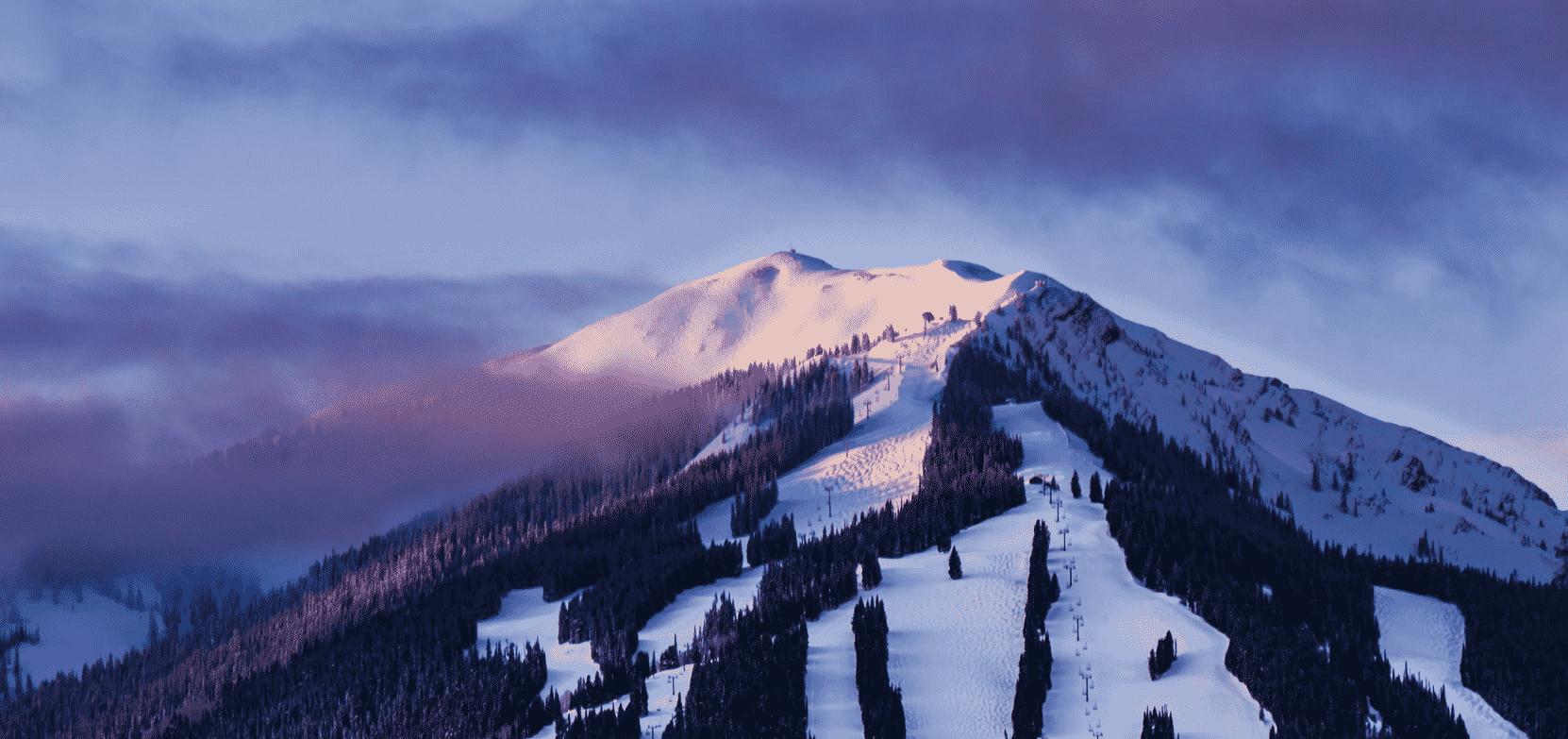 little ski town of Aspen, CO