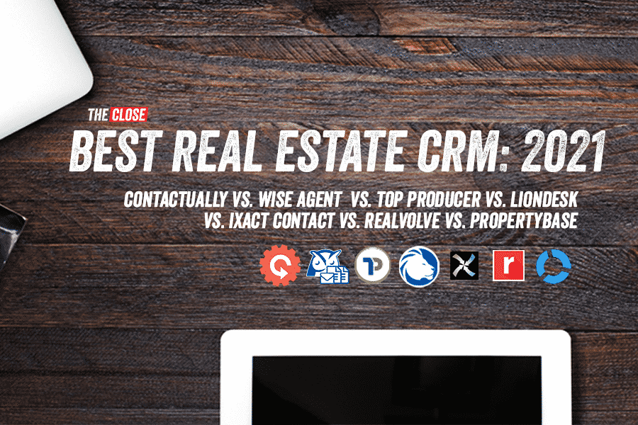 best real estate crm 2021