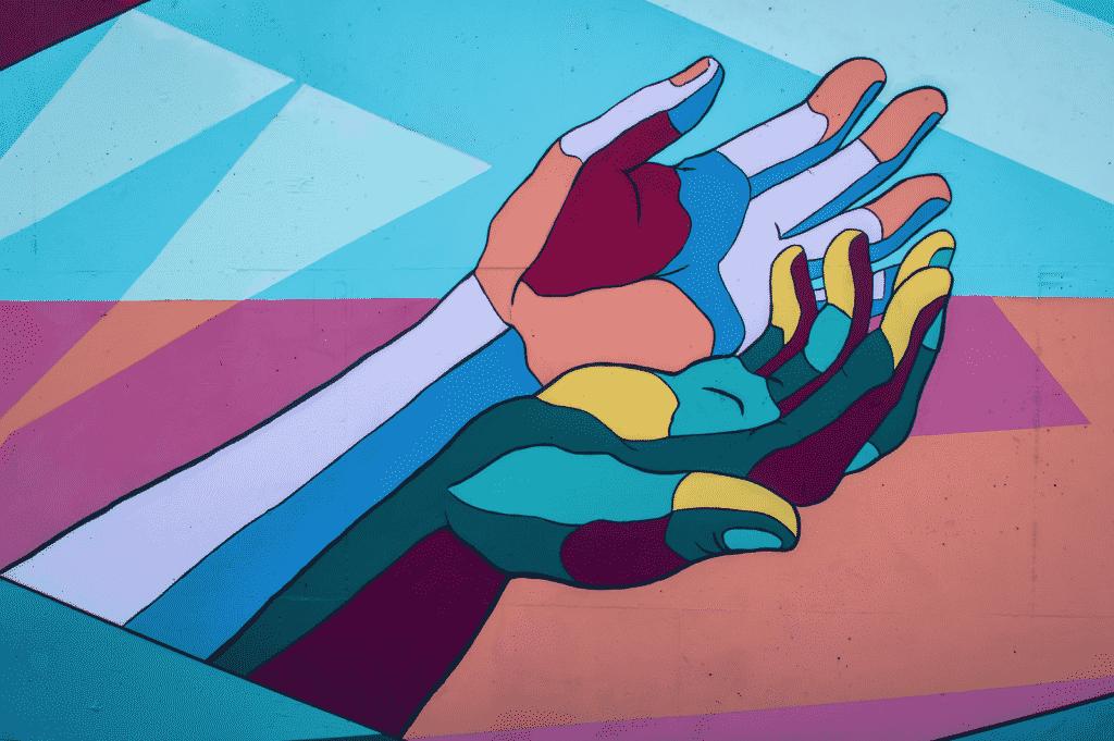 Hands Artwork