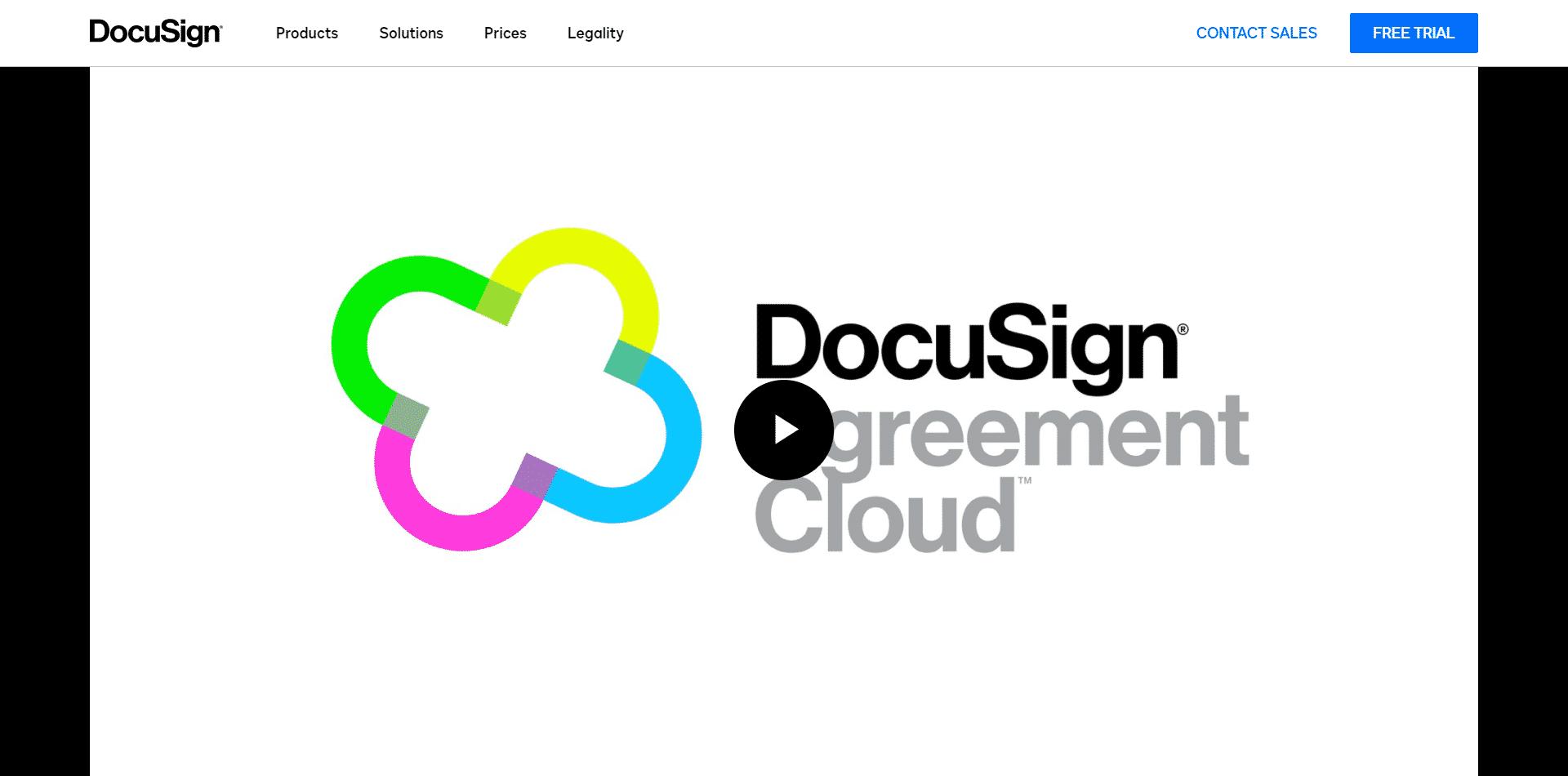 DocuSign Esignature Software