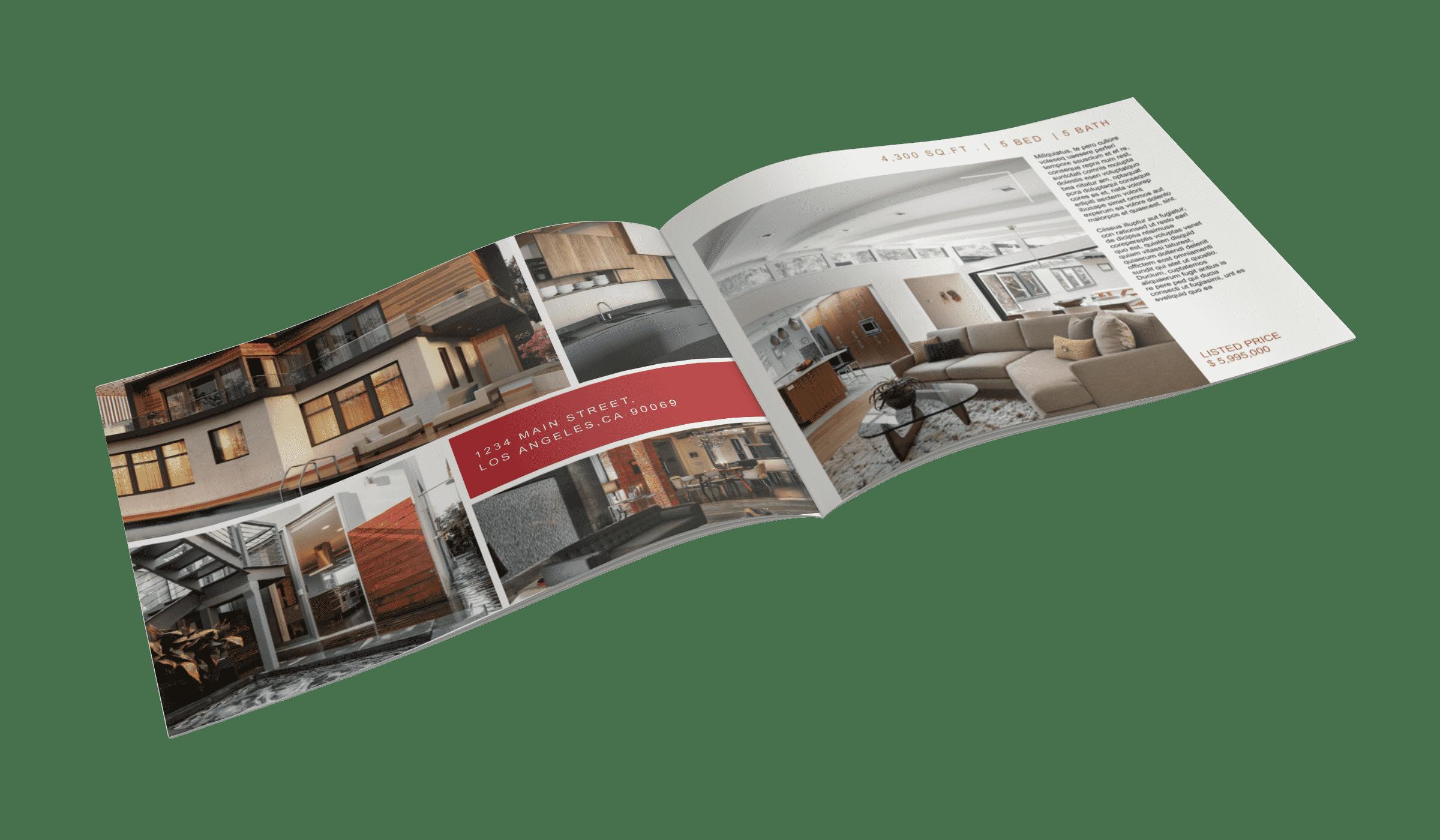 Luxury Home Brochures