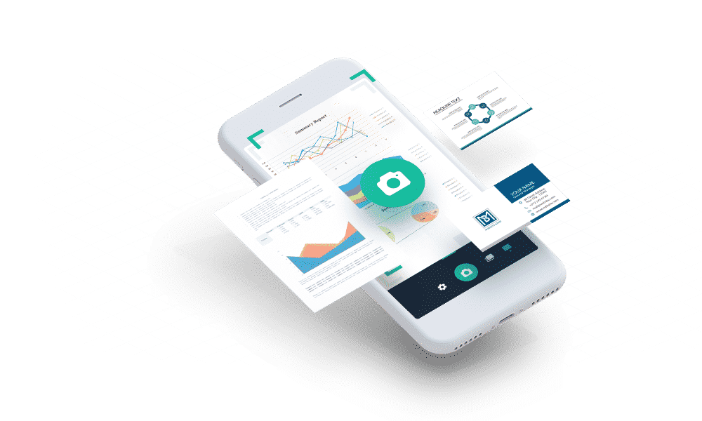 CamScanner mobile app