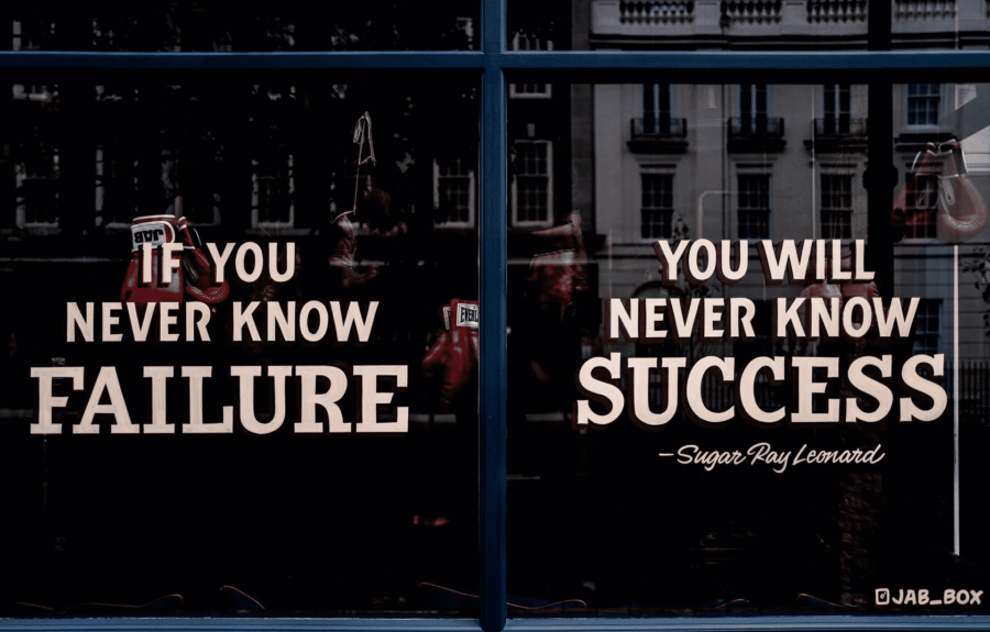 a quote about Success