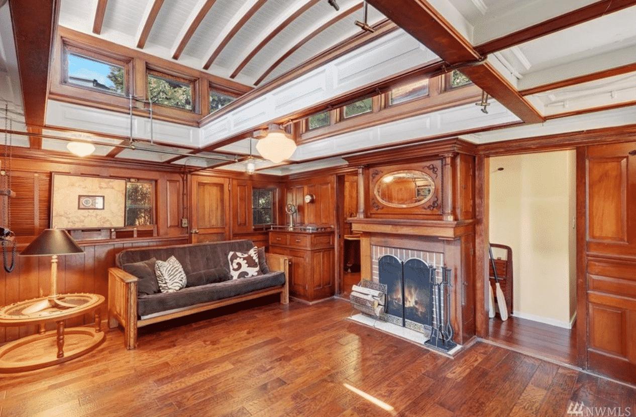 Ship-Shape House Interior