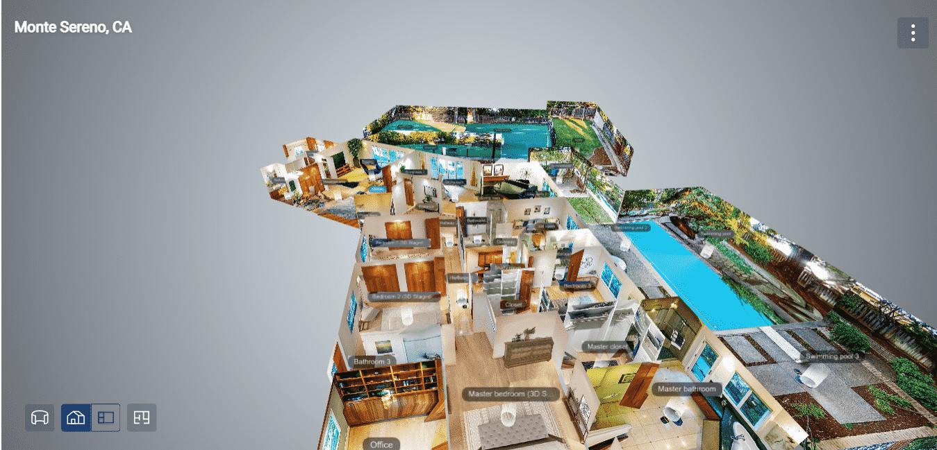 Virtual 3D Real Estate Tours