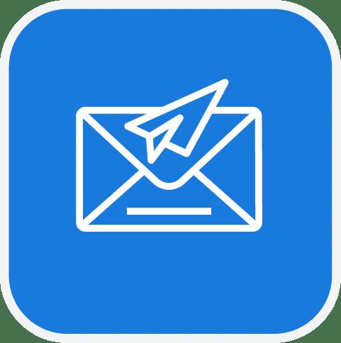 Direct Mail Autopilot Icon