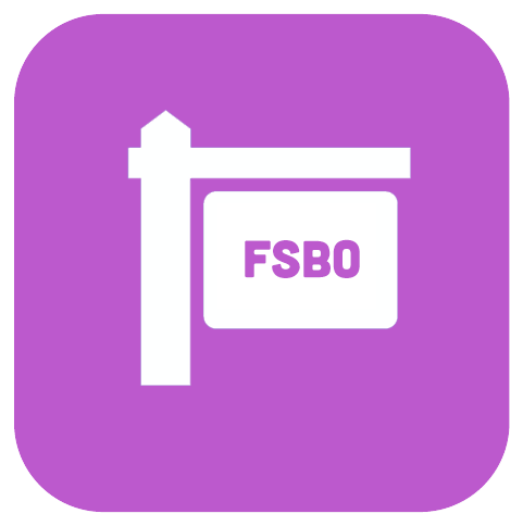 FSBO Leads Icon