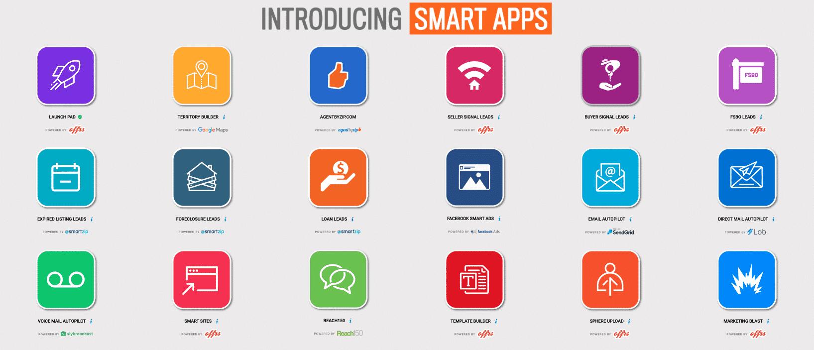 Offrs Smart Apps