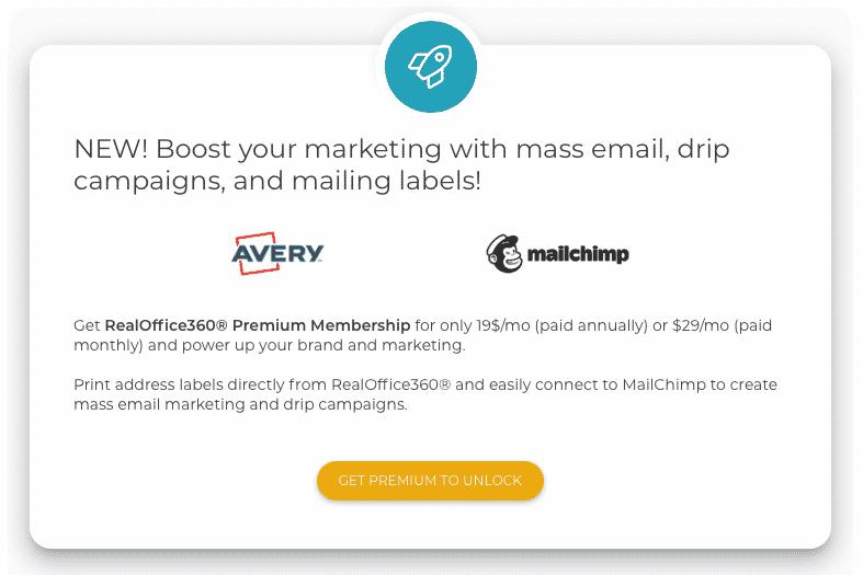 RealOffice360 Premium Membership Offer