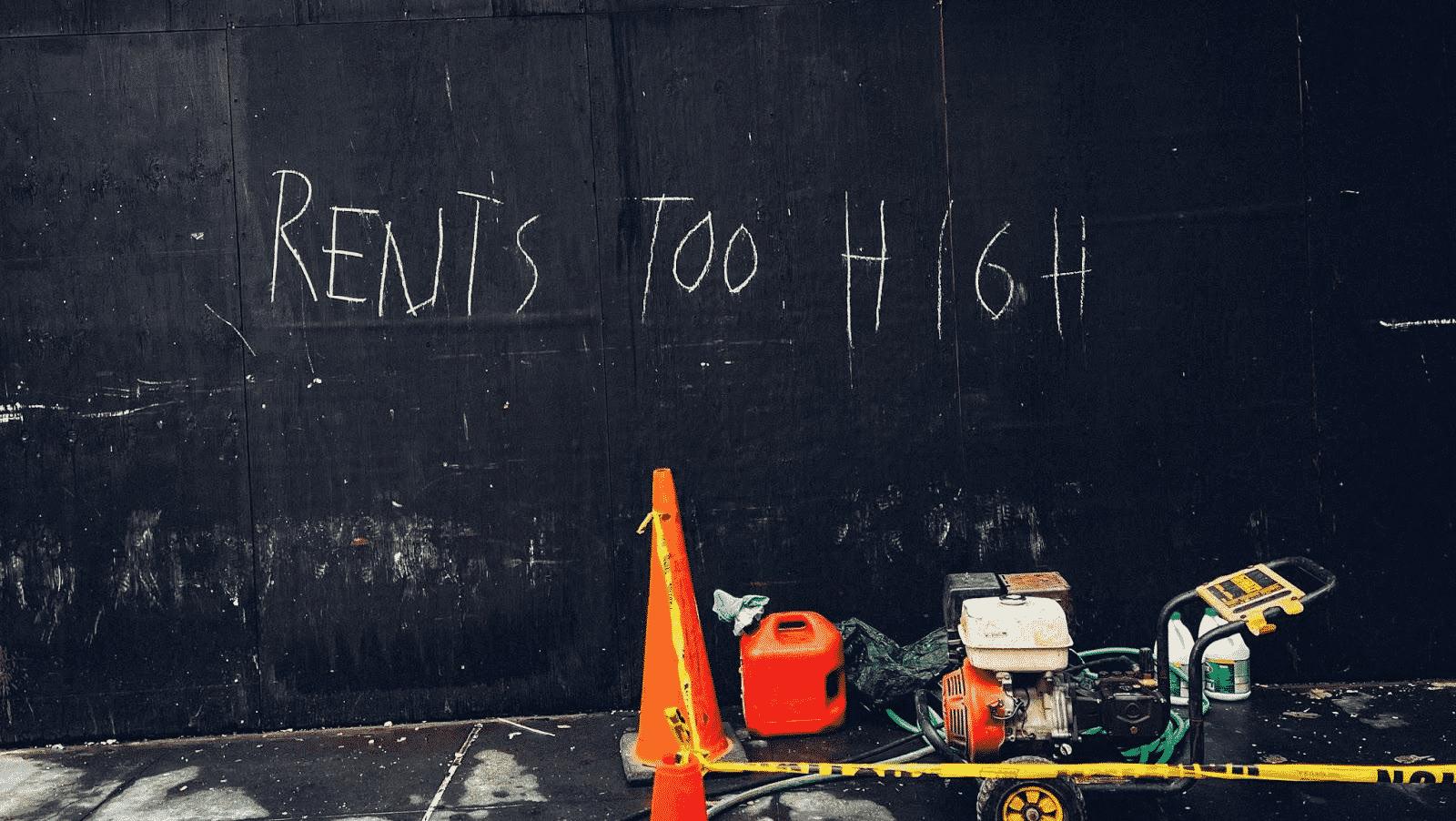 Rents too High