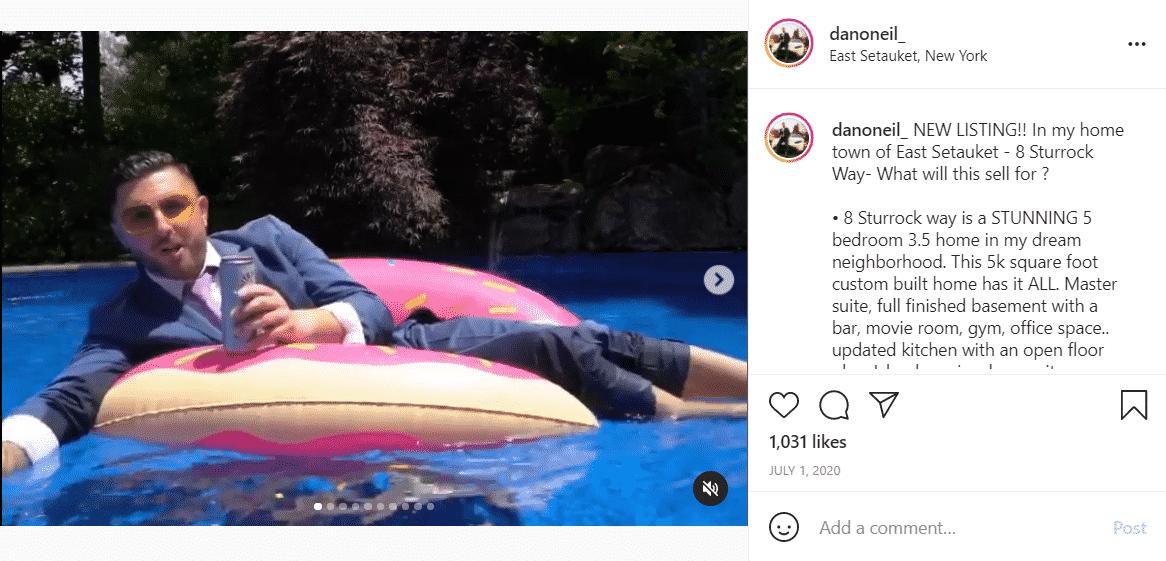 Dan O'neil Instagram