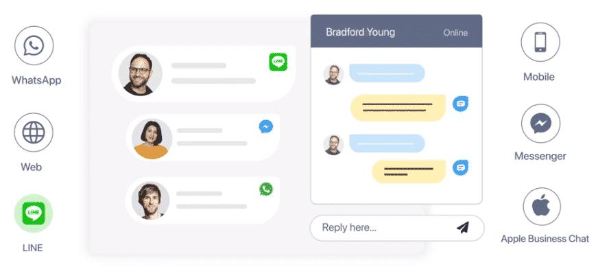 Freshchat chat software